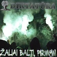 ŽALIAI BALTI, PIRMYN (EP)