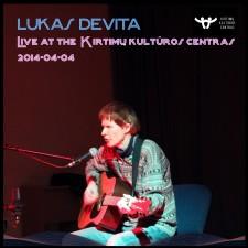 Live at the Kirtimų kultūros centras 2014-04-04