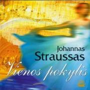 """Johann Strauss """"Vienos pokylis"""""""