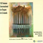 XII Semana Internacional De Órgano De Granada