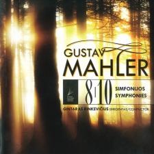 Simfonijos Nr. 8 Ir 10 (Gustav Mahler) (2 CD)