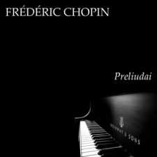Frédéric Chopin. Preliudai