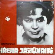 Dainuoja Irena Jasiūnaitė