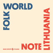 Note Lithuania. Folk / World