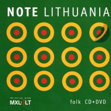 NOTE LITHUANIA. FOLK