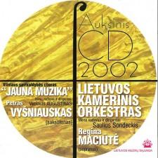 AUKSINIS CD 2002