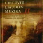 LIETUVIŲ LIAUDIES MUZIKA II. AUKŠTAIČIŲ DAINOS. ŠIAURĖS RYTŲ LIETUVA (3 CD)