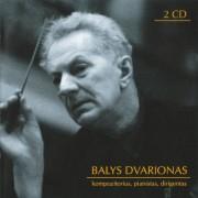 BALYS DVARIONAS (2 CD)