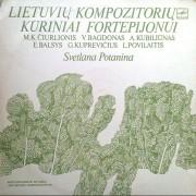 Lietuvių Kompozitorių Kūriniai Fortepijonui