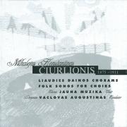Liaudies Dainos Chorams (Folk Songs For Choirs) (Mikalojus Konstantinas Čiurlionis)