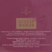 GUSTAV MAHLER (2 CD)