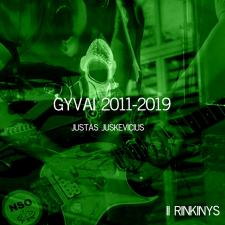 Gyvai 2011-2019. II Rinkinys [2021] (gyvo garso albumas)