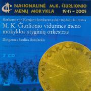 M. K. ČIURLIONIO VIDURINĖS MENO MOKYKLOS STYGINIŲ ORKESTRAS