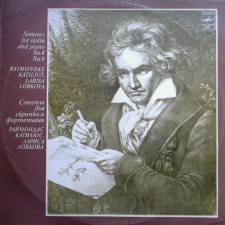 Sonatas For Violin And Piano No. 4, No. 9 (Beethoven)
