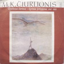KŪRINIAI FORTEPIJONUI 1907-1909 (M. K. ČIURLIONIS)