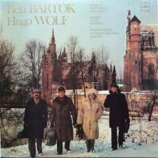 Quartet No. 2 / Italian Serenade (Béla Bartók / Hugo Wolf)