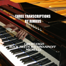 THREE TRANSCRIPTIONS BY RIMKUS