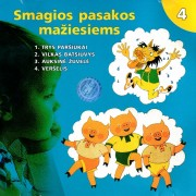 SMAGIOS PASAKOS MAŽIESIEMS
