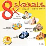 8 X SKANAUS