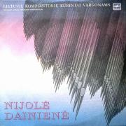 Lietuvos Kompozitorių Kūriniai Vargonams (G. Kuprevičius, V. Bartulis)