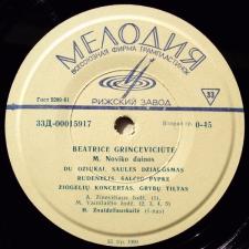 M. Noviko Dainos