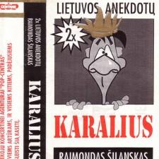 2 X LIETUVOS ANEKDOTŲ KARALIUS