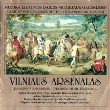 Muzika Lietuvos Dailės Muziejaus Galerijose