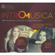 Intro Musica (Georg Friedrich Handel, Michel Blavet, Wolfgang Amadeus Mozart)