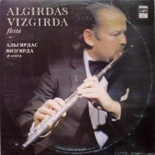 ALGIRDAS VIZGIRDA, FLEITA