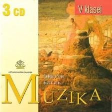 ELEMENTARIOJI MUZIKA ANTOLOGIJA V KLASEI (SUD. EDUARDAS BALČYTIS) (3 CD)