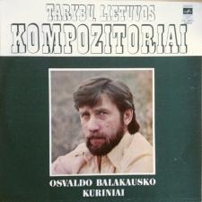 OSVALDO BALAKAUSKO KŪRINIAI