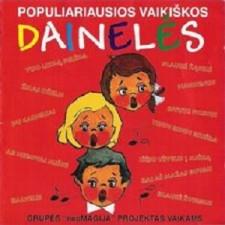 POPULIARIAUSIOS VAIKIŠKOS DAINELĖS (FEAT. MIGLĖ STASIUKĖLYTĖ)