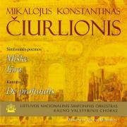 COMPLETE WORKS OF ORCHESTRA (2011) (M. K. ČIURLIONIS)
