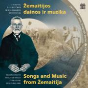Žemaitijos dainos ir muzika. 1935-1941 metų fonografo įrašai