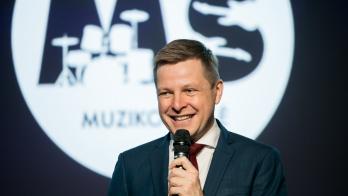 Vilniaus mero R. Šimašiaus grojaraštis