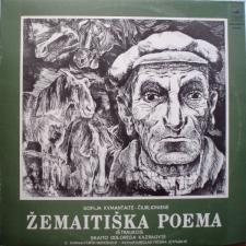 Žemaitiška Poema (Sofija Kymantaitė-Čiurlionienė)