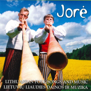 LIETUVIŲ LIAUDIES DAINOS IR MUZIKA (LITHUANIAN FOLK SONGS AND MUSIC)