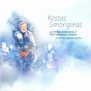 Kostas Smoriginas su Vilniaus Sinfonietta ir VDU Kameriniu Orkestru