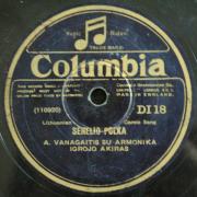 Senelio Polka / Jaunas Senis
