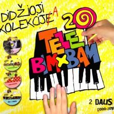 TELEBIMBAM DIDŽ. KOL. 2.2. TELE BIM-BAM GATVĖ 2004