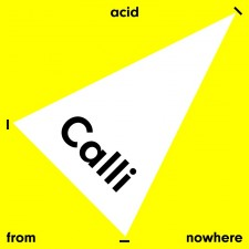 ACID FROM NOWHERE (EP)
