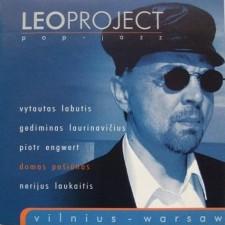 LEO PROJECT POP-JAZZ VILNIUS - WARSAU