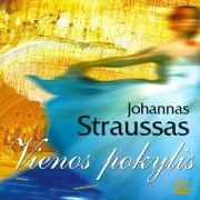 VIENOS POKYLIS. JOHANAS STRAUSAS