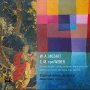 W. A. MOZART, C. M. VON WEBER