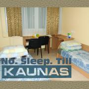 No Sleep Till Kaunas