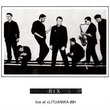 LIVE AT LITUANIKA 1988