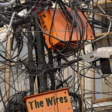 THE WIRES (EP)
