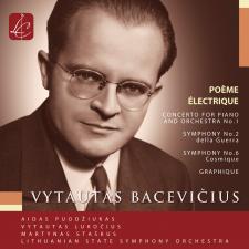 Vytautas Bacevičius. Poème Électrique