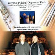 Vargonai Ir Fleita Vilniaus Evangelikų-Liuteronų Bažnyčioje