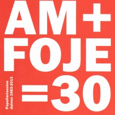 AM+FOJE=30 (2 CD)